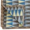 Chalk Prism Turquoise Throw - RUME