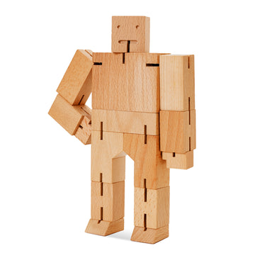 Areaware Cubebot Natural