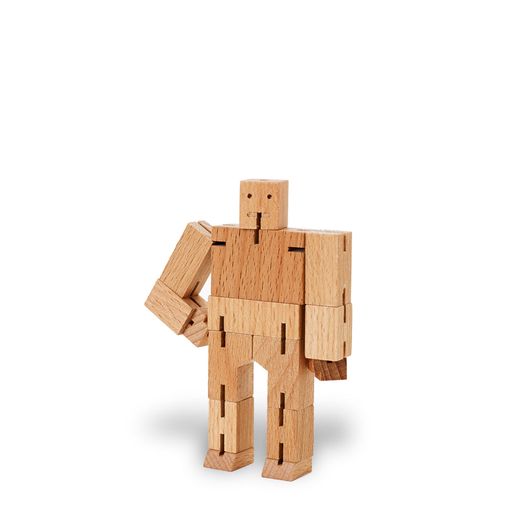 Areaware Cubebot Natural - RUME