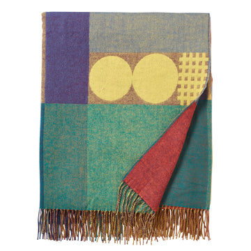 Donna Wilson Carnival Throw - RUME