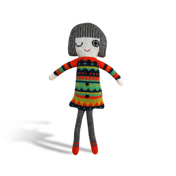 Sally Nencini Fairisle Dolly