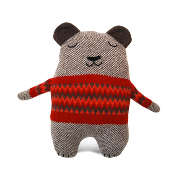 Sally Nencini Fat Brown Bear - RUME