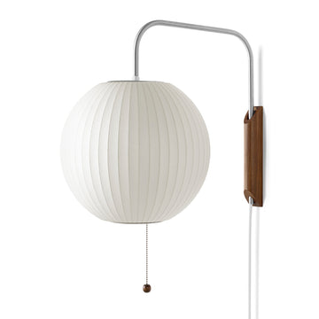 George Nelson Bubble Lamp Wall Sconce Ball