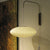 George Nelson Bubble Lamp Wall Sconce Saucer