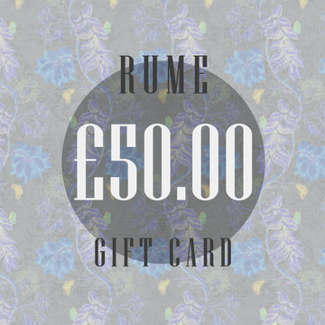 Rume Gift Cards