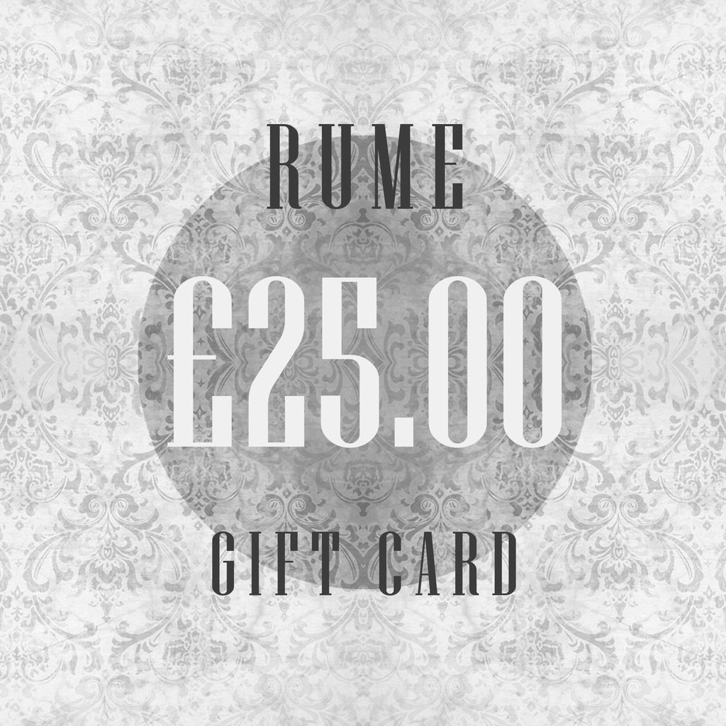 Rume Gift Cards - RUME