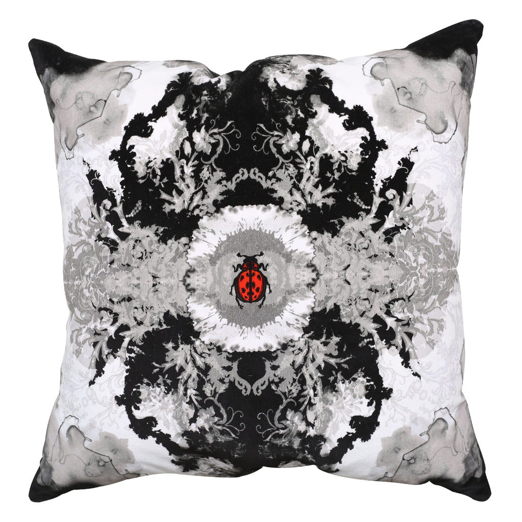 Timorous Beasties Grand Coccinelle Grey - RUME