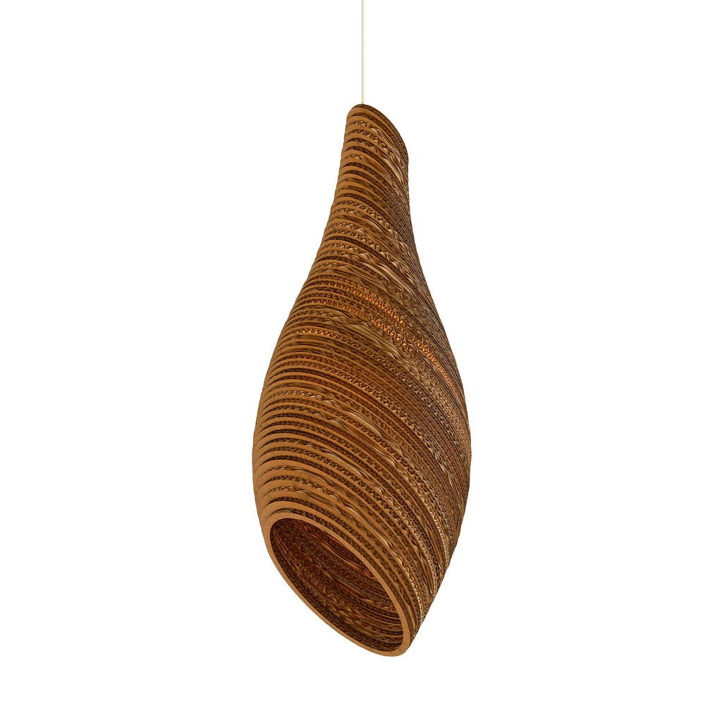 Graypants Scraplight Nest Pendant Natural - RUME