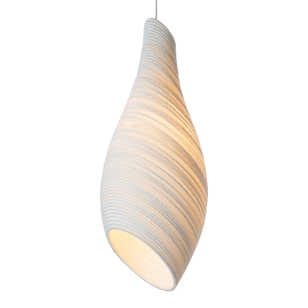 Graypants Scraplight Nest Pendant White -UNFINISHED WRONG PRICE - RUME