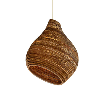 Graypants Scraplight Hive Pendant Natural - RUME