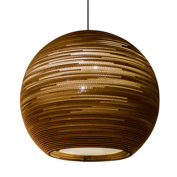 Graypants Scraplight Sun Pendant Natural - RUME