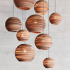 Graypants Scraplight Moon Pendant Natural - RUME