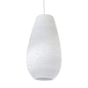 Graypants Scraplight Drop Pendant White - RUME
