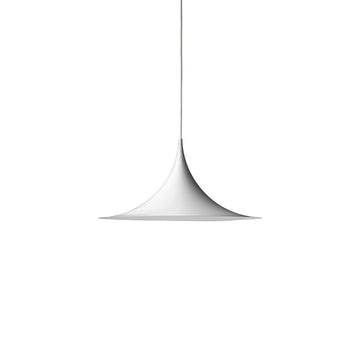 Ex-Display Gubi Semi Pendant White Small - RUME