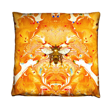 Timorous Beasties Honey Bee Velvet - RUME