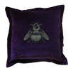 Timorous Beasties Napoleon Bee Purple - RUME