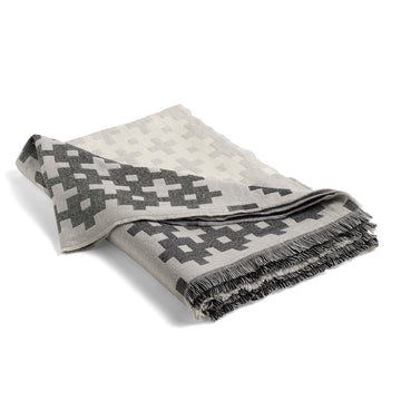 Hay Plus 9 Grey Throw