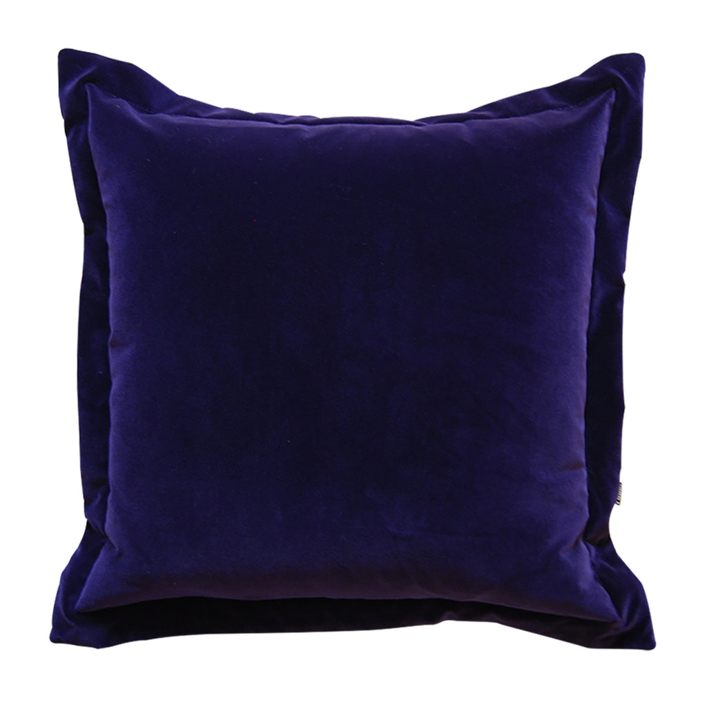 Libby & Rich Oxford Velvet Purple - RUME