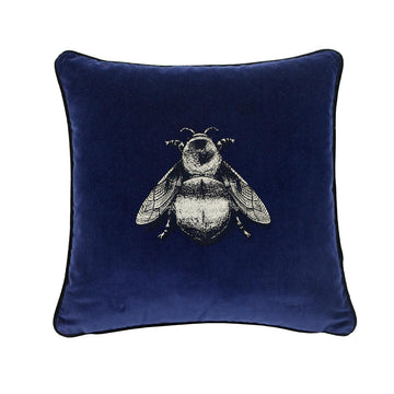 Timorous Beasties Napoleon Bee Small Blue