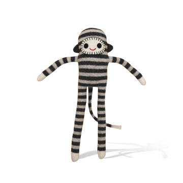 Sally Nencini Stripey Monkey