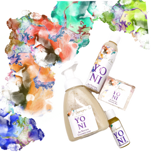 All Natural Yoni Love Care Travel Kit
