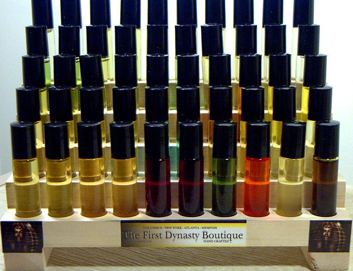 Designer Fragrance Type Body Oil