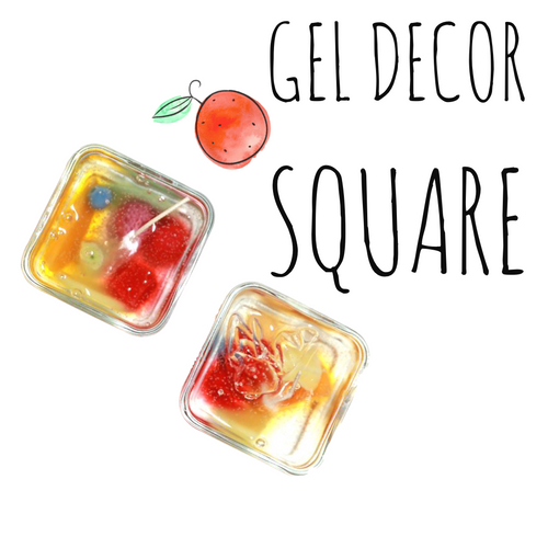 Gel Decor Candle 26 oz.