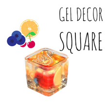 Load image into Gallery viewer, Gel Decor Candle 26 oz.