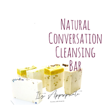 Load image into Gallery viewer, *$5.49 SPECIAL* Conversation Care Cleansing Bars