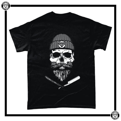 Cutthroat Bob Men's T-Shirt-T-Shirt-Reverence Clothing-Black-Small-Reverence Clothing