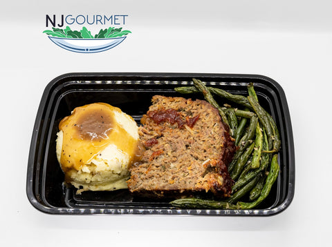 CLASSIC MEATLOAF - NJ Gourmet Meal Prep