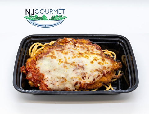 CHICKEN PARMESAN - NJ Gourmet Meal Prep