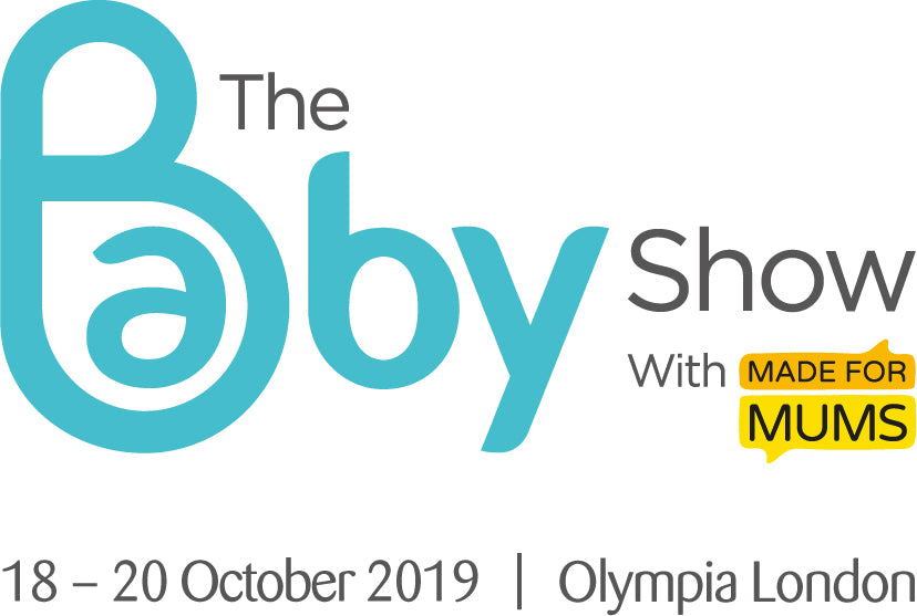 anyware on the catwalk at The Baby Show, Olympia, London,  18-20th Oct