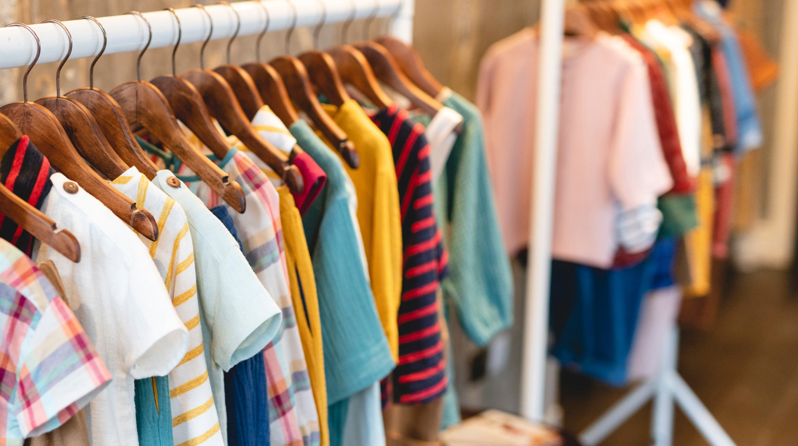 sustaining the life of our kids clothes