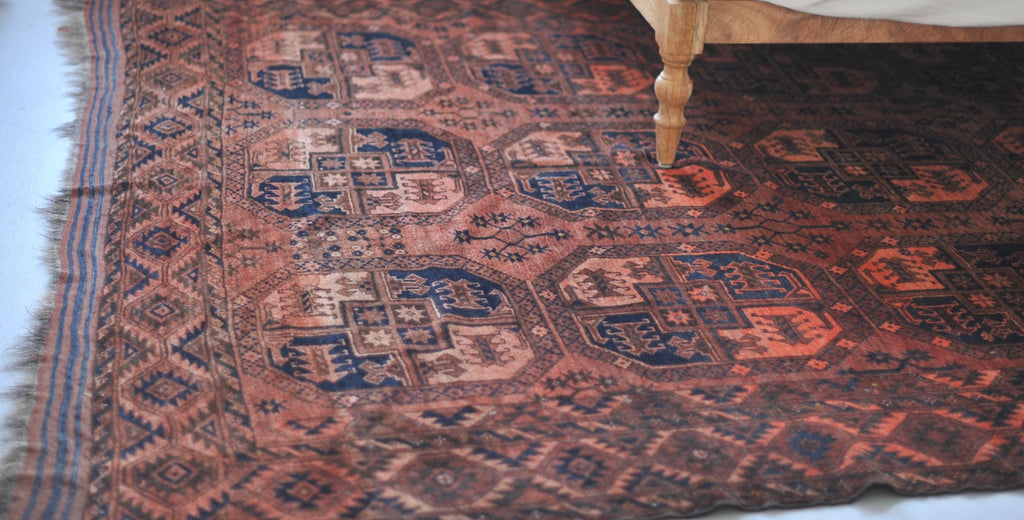 3 Questions to ASK when Purchasing an Antique or Vintage Rug