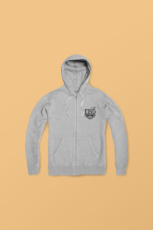 Classic Early Bird Diner Sweatshirt - Gray