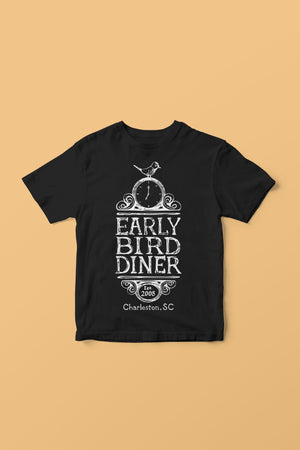 Early Bird Diner Tee