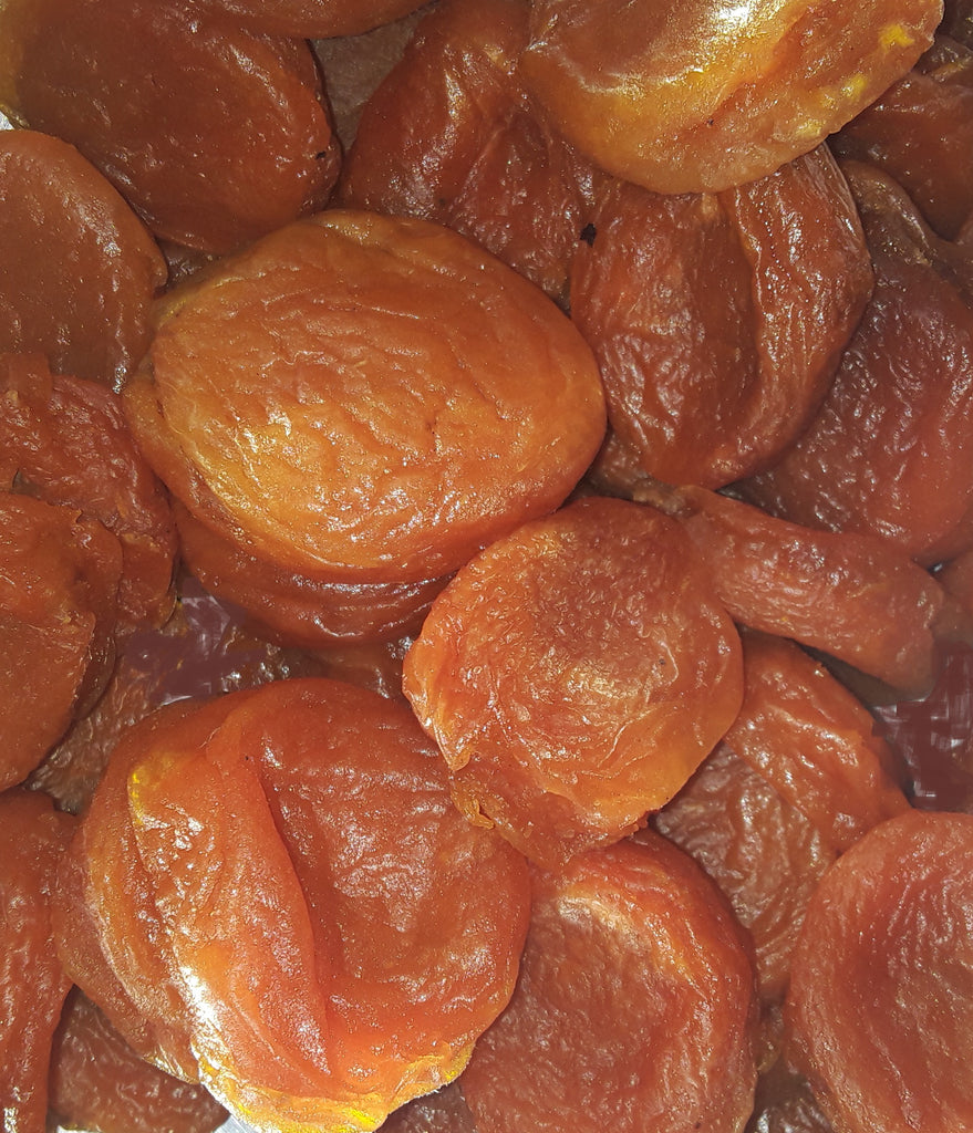 Dried Uzbeck Apricot Fruit