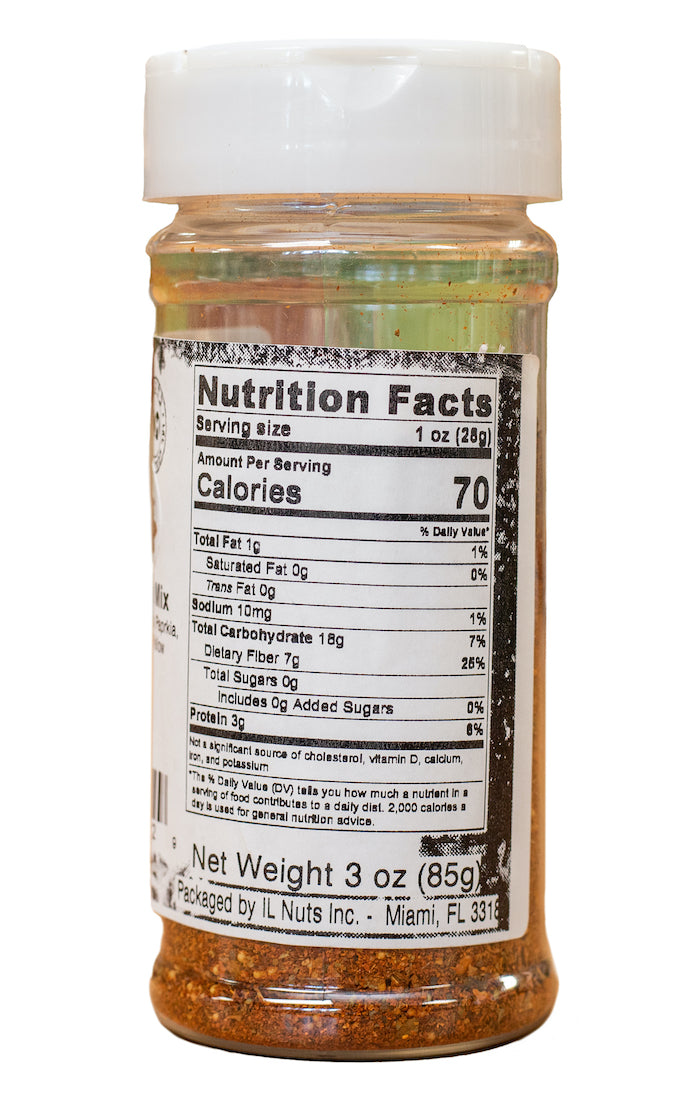 Philadelphia Mix Nutrition Facts