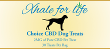 Load image into Gallery viewer, CBD Dog Treats