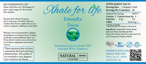 Xhale For Life EntouRx 500MG Focus Natural
