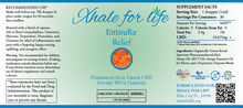 Load image into Gallery viewer, Xhale For Life EntouRx 500MG Relief Organic Orange