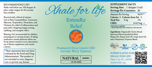 Xhale For Life EntouRx 500MG Relief Natural