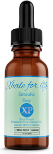 Xhale For Life EntouRx 1000MG Sleep Fresh Mint XP