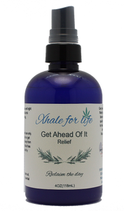 Get Ahead Of It - Relief - Xhale For Life