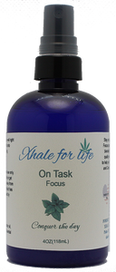 On Task - Focus - Xhale For Life
