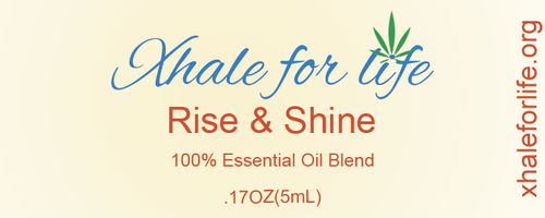 Rise & Shine - Energy - Xhale For Life