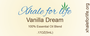 Vanilla Dreams - Sleep - Xhale For Life