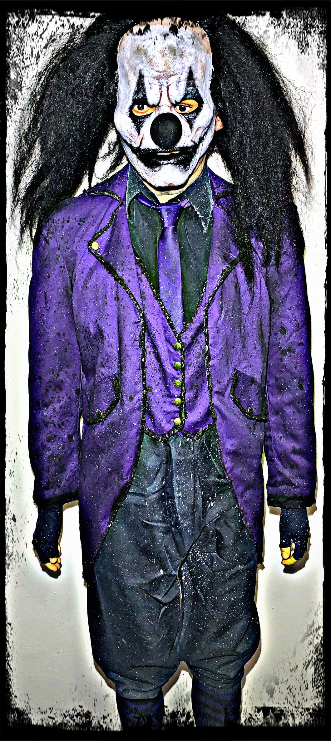 "Master of Scaremonies ""Purple Pain"""