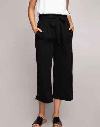 Lulu Capri Straight Pants
